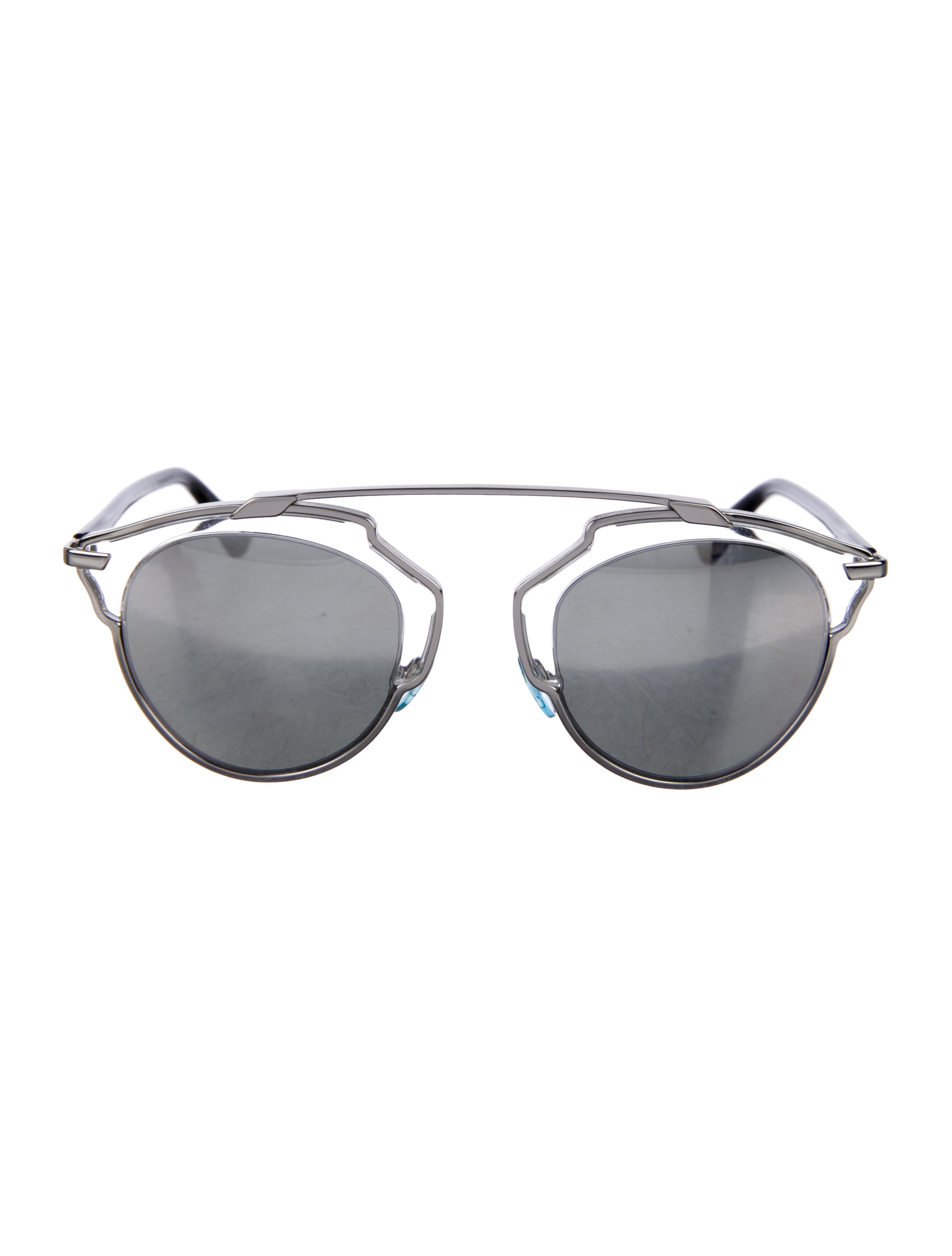 e90bb92bebd3 Christian Dior So Real Tinted Sunglasses - Accessories - CHR77648 ...