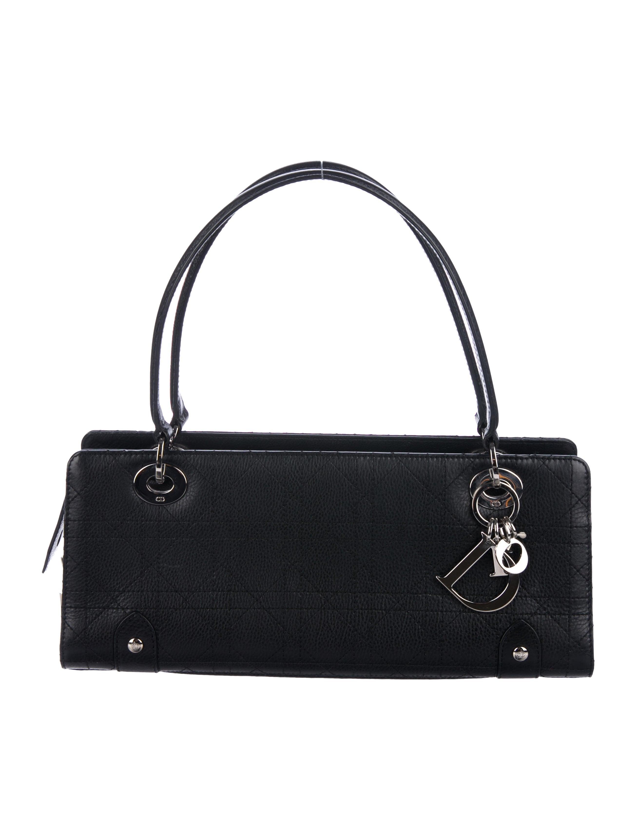 80dad0307855 Dior Dior Lady W Cannage Christian Bag E BdgBq   inspector ...