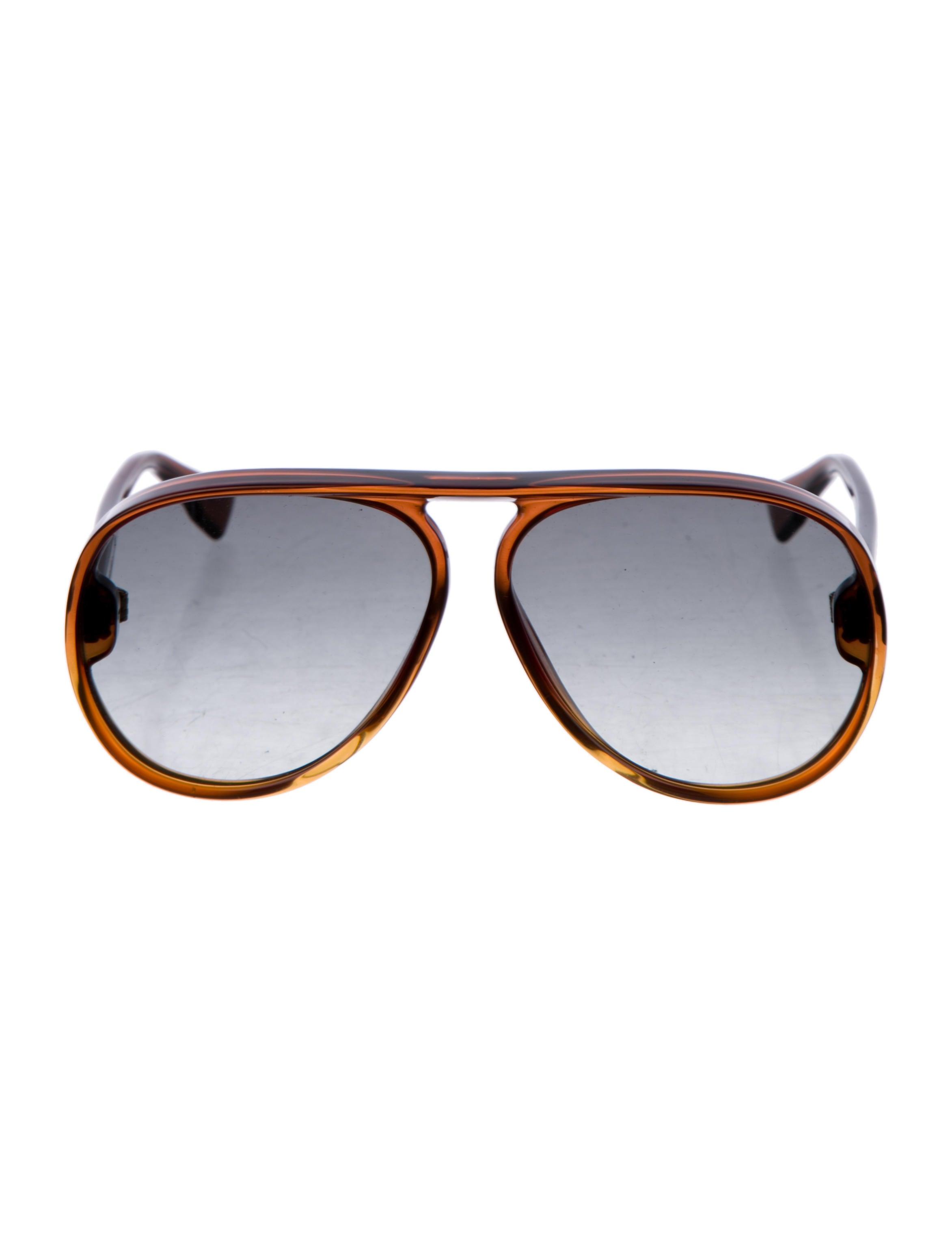 529402f575c Christian Dior DiorLia Aviator Sunglasses - Accessories - CHR80531 ...