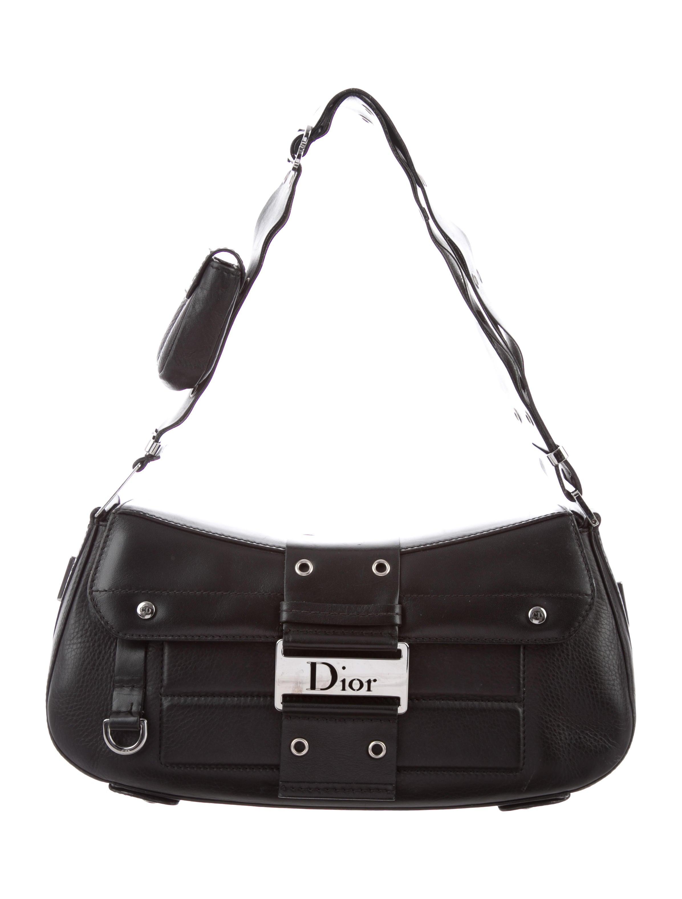 Christian Dior Street Chic Columbus Bag - Handbags