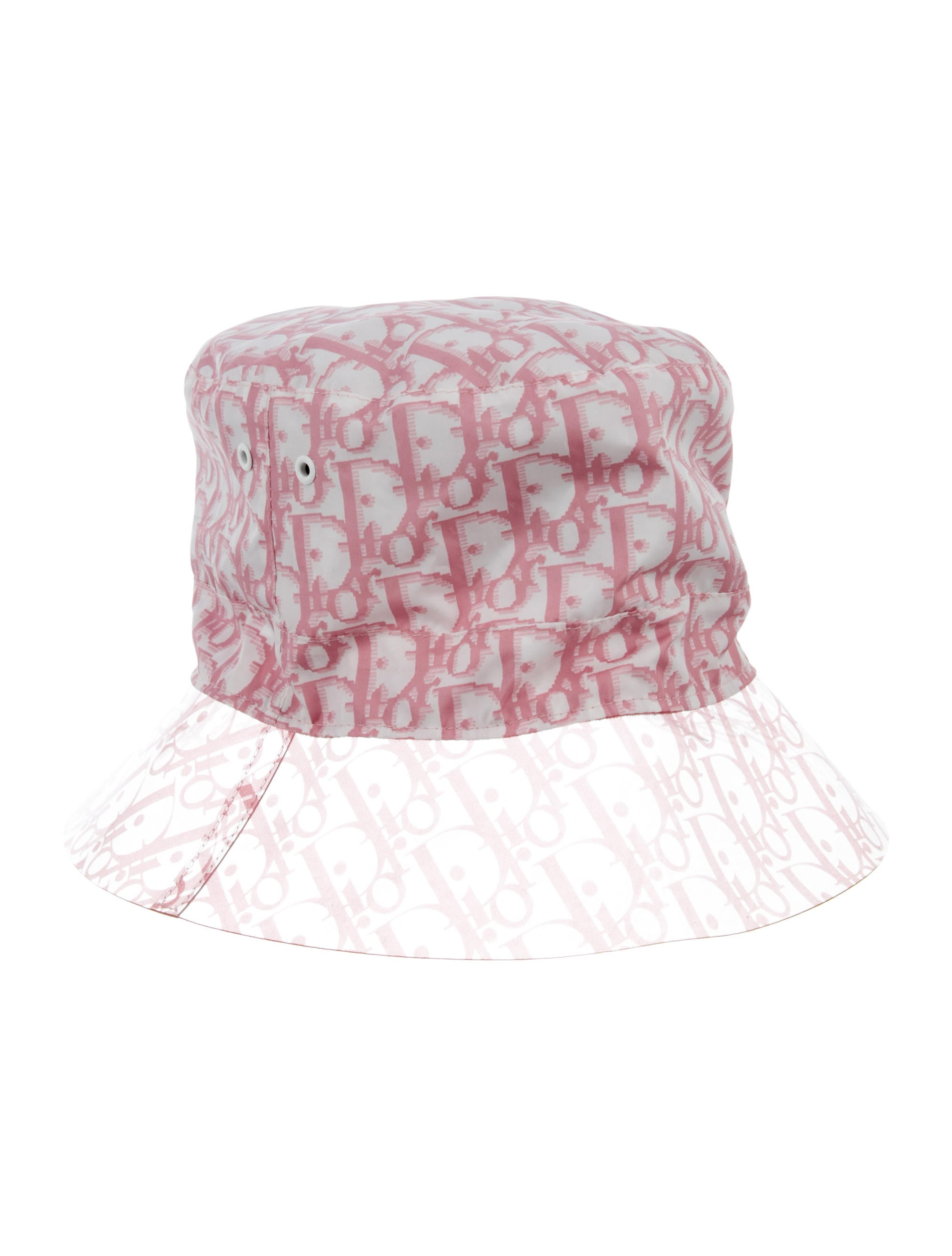 01d90adc884c4 Christian Dior Diorissimo Bucket Hat - Accessories - CHR81672