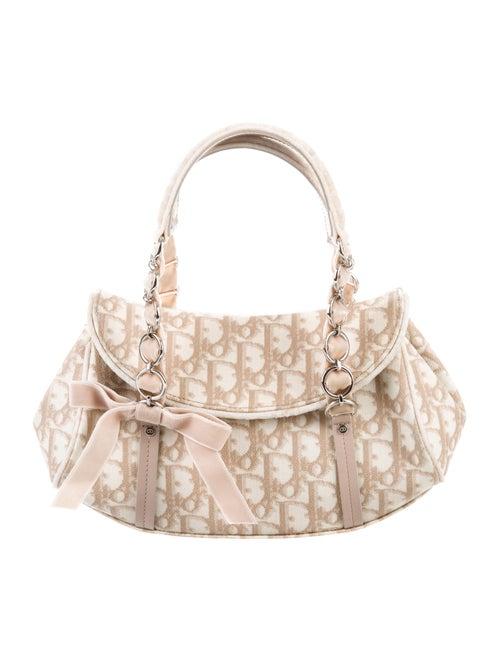 a40acbefb102 Christian Dior Oblique Romantique Handbag - Handbags - CHR87555 ...