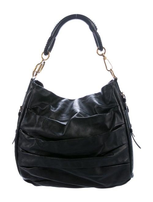 Christian Dior Libertine Leather Hobo - Handbags - CHR94865  caba3c8777c23