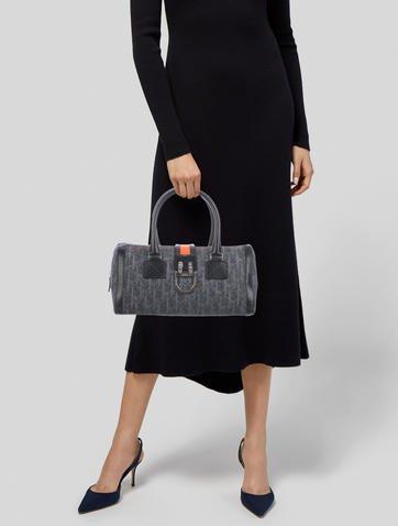Christian Dior. Diorissimo Denim Bag 750c5738a6