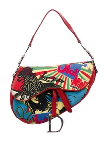 Denim Saddle Bag.  975.00 · Christian Dior b3e1760c205f5