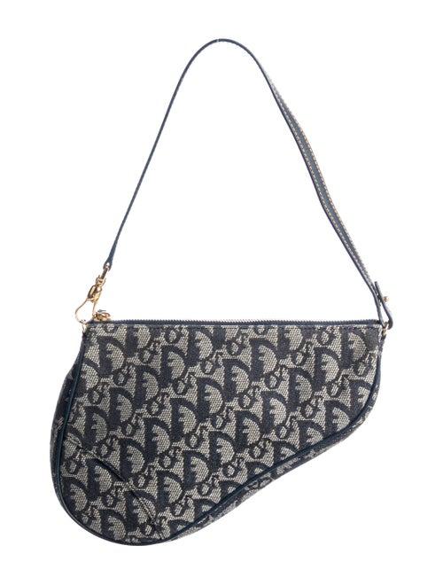 Christian Dior Diorissimo Saddle Pochette - Handbags - CHR95471 ... feaf373ef4c21