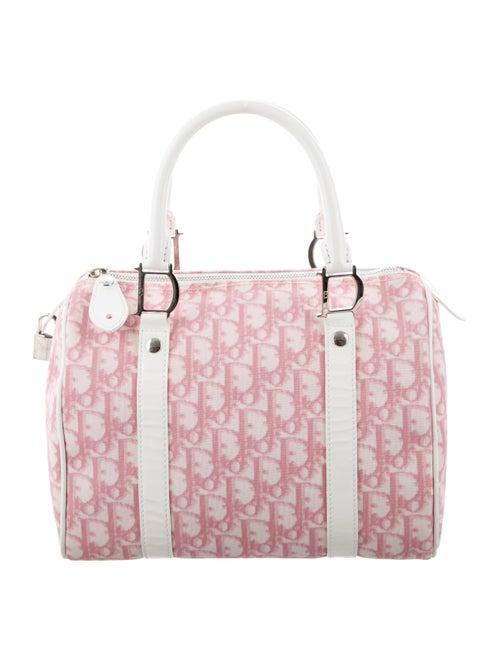 9132e2d0faf5c Christian Dior Diorissimo Trotter Small Boston Bag - Handbags ...