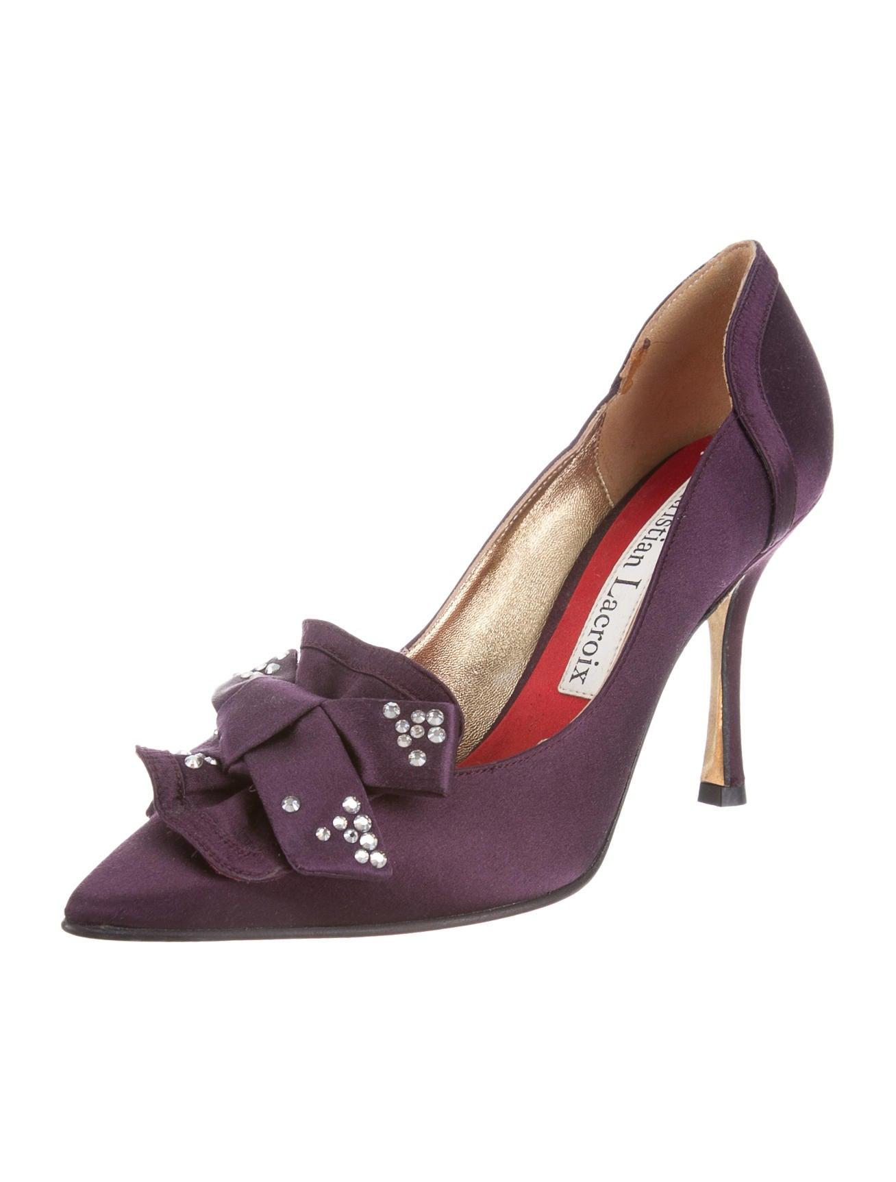 Christian Lacroix Women's Shoes - ShopStyle