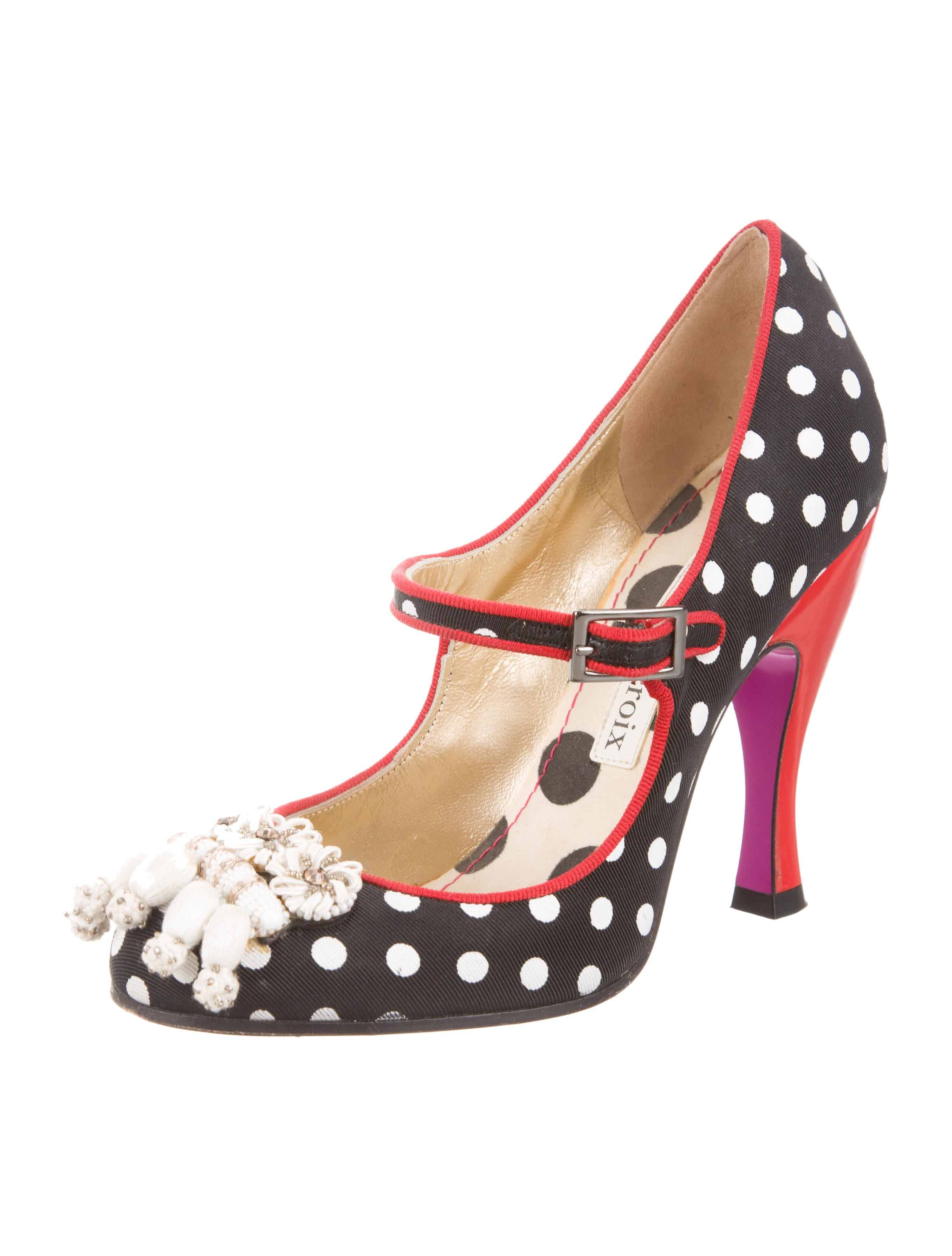 Christian Lacroix Shoes | The RealReal
