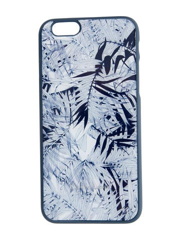 Christian lacroix printed iphone 6 case accessories chs21600 the realreal - Christian lacroix accessories ...