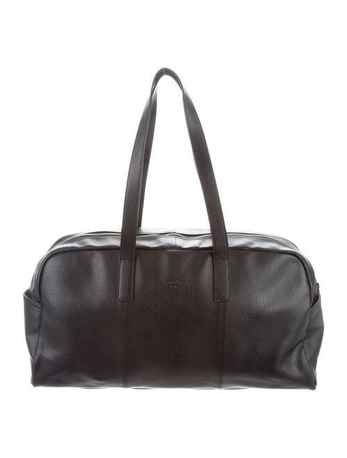 e041864170c822 Christian Lacroix Leather Travel Bag - Handbags - CHS24007   The ...
