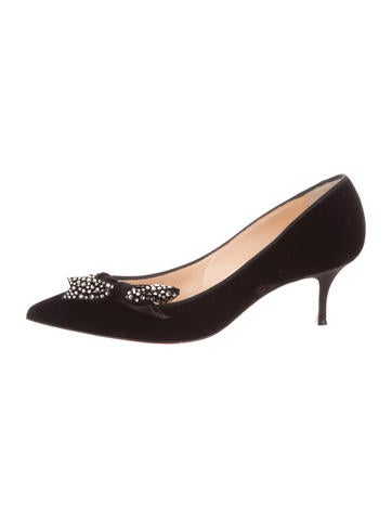 buy popular c7489 1c538 Christian Louboutin Patent Leather Simple Pump 70 MM - Shoes ...