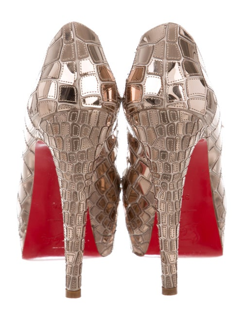 59e3ac3e79a Christian Louboutin Mosaic Mirrored Pumps - Shoes - CHT105634 | The ...