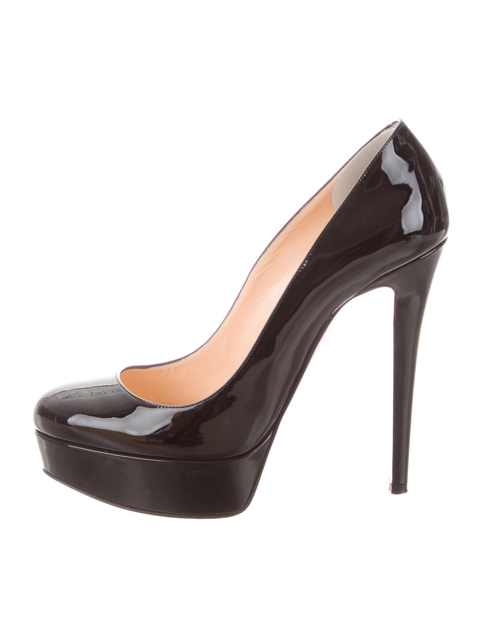 7c7057183 Christian Louboutin Bianca Patent Pumps - Shoes - CHT108752 | The ...