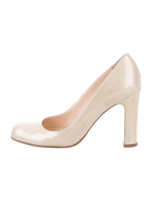 b1850dcb Christian Louboutin Simple 100 Metallic Pumps - Shoes - CHT108789 ...