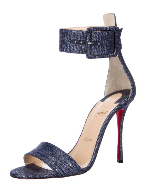 100% authentic 60c09 d22c4 Christian Louboutin Blade Runana Sandals - Shoes - CHT109211 ...