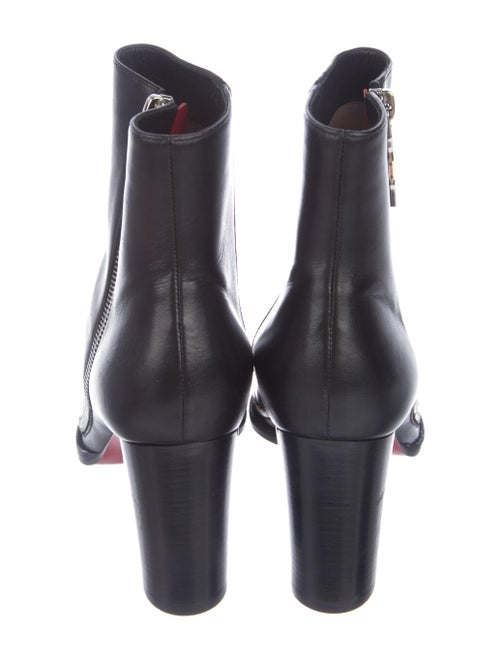 81f4cff62411 Christian Louboutin Telezip 85 Ankle Boots - Shoes - CHT110249