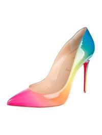 online store 4e826 72675 Christian Louboutin Rainbow Pigalle Follies Pumps - Shoes ...