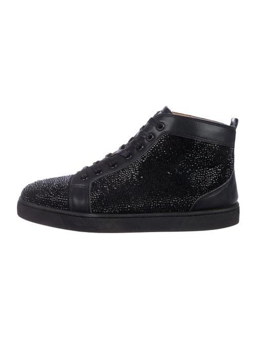 6eb013a1f83 Christian Louboutin Louis Orlato Flat Sneakers - Shoes - CHT114681 ...