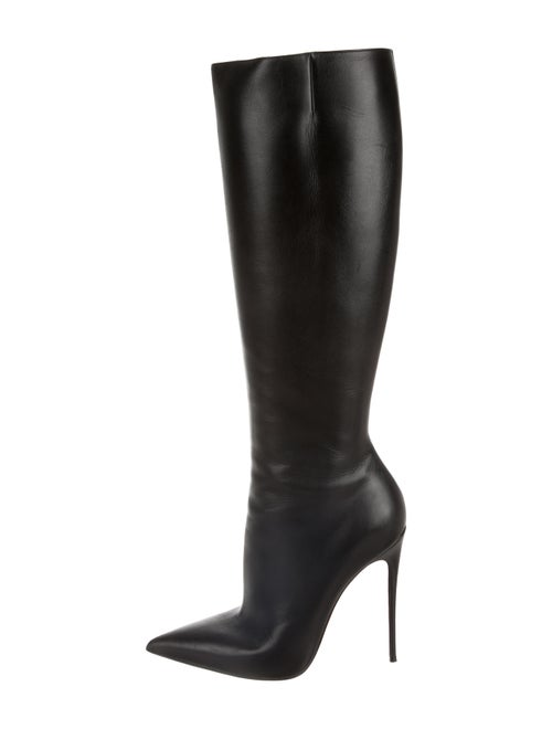 31679a2f0c5 Christian Louboutin Tournoi 120 Knee-High Boots - Shoes - CHT118005 ...