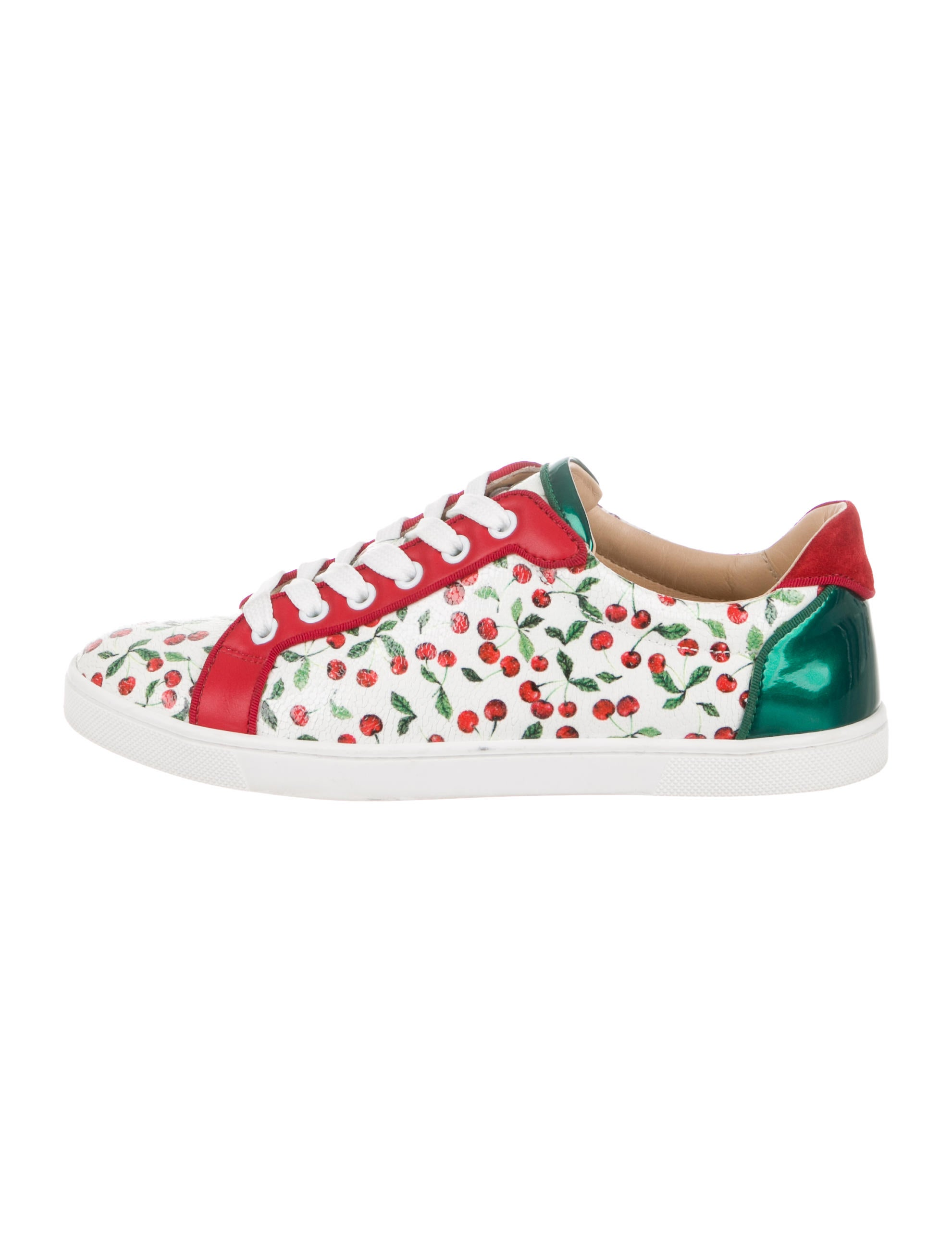 ae540c6a712 Christian Louboutin Seava Low-Top Sneakers - Shoes - CHT119018