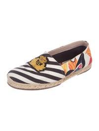 brand new 359ac 1b7e9 Christian Louboutin Nanou Orlato Espadrille Flats - Shoes ...