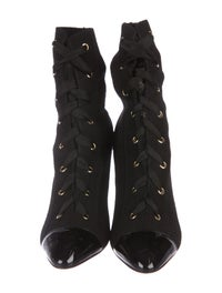 huge selection of 23bea f62b1 Christian Louboutin Frenchie 100 Ankle Boots w/ Tags - Shoes ...