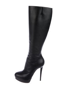 d7f00e5033c Christian Louboutin Boots   The RealReal
