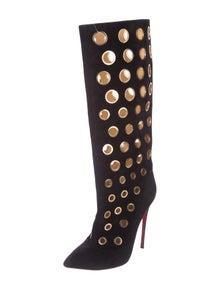 d7f00e5033c Christian Louboutin Boots | The RealReal