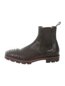fc62eb30868 Christian Louboutin Boots   The RealReal