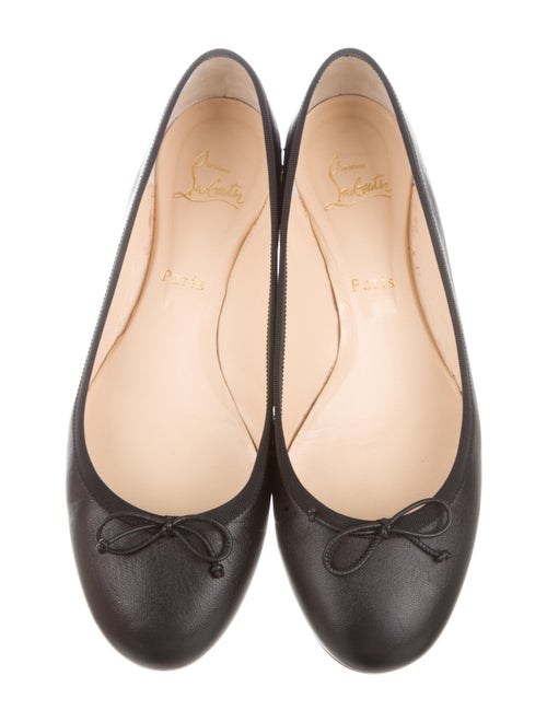 new arrival 7ce9a df302 Christian Louboutin La Massine Ballet Flats - Shoes ...
