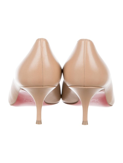 new concept 2646d b7def Christian Louboutin 17th Floor 55 Leather Pumps - Shoes ...
