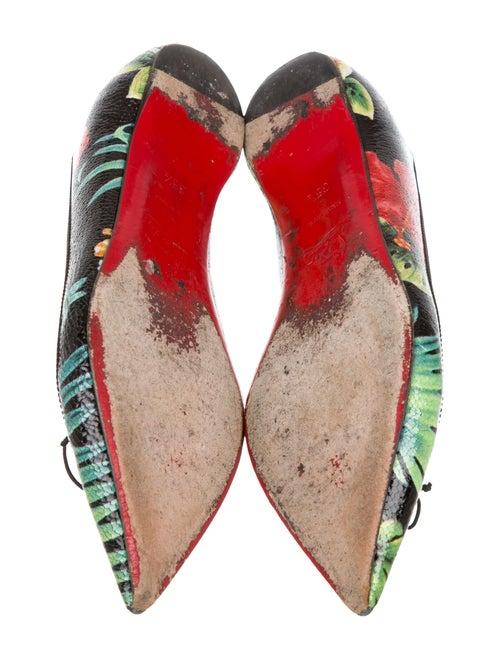 Christian Louboutin Solasofia Pointed Toe Flats Shoes Cht133853