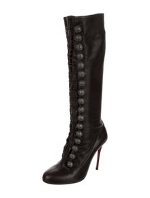 f379dfc35 Christian Louboutin Boots | The RealReal
