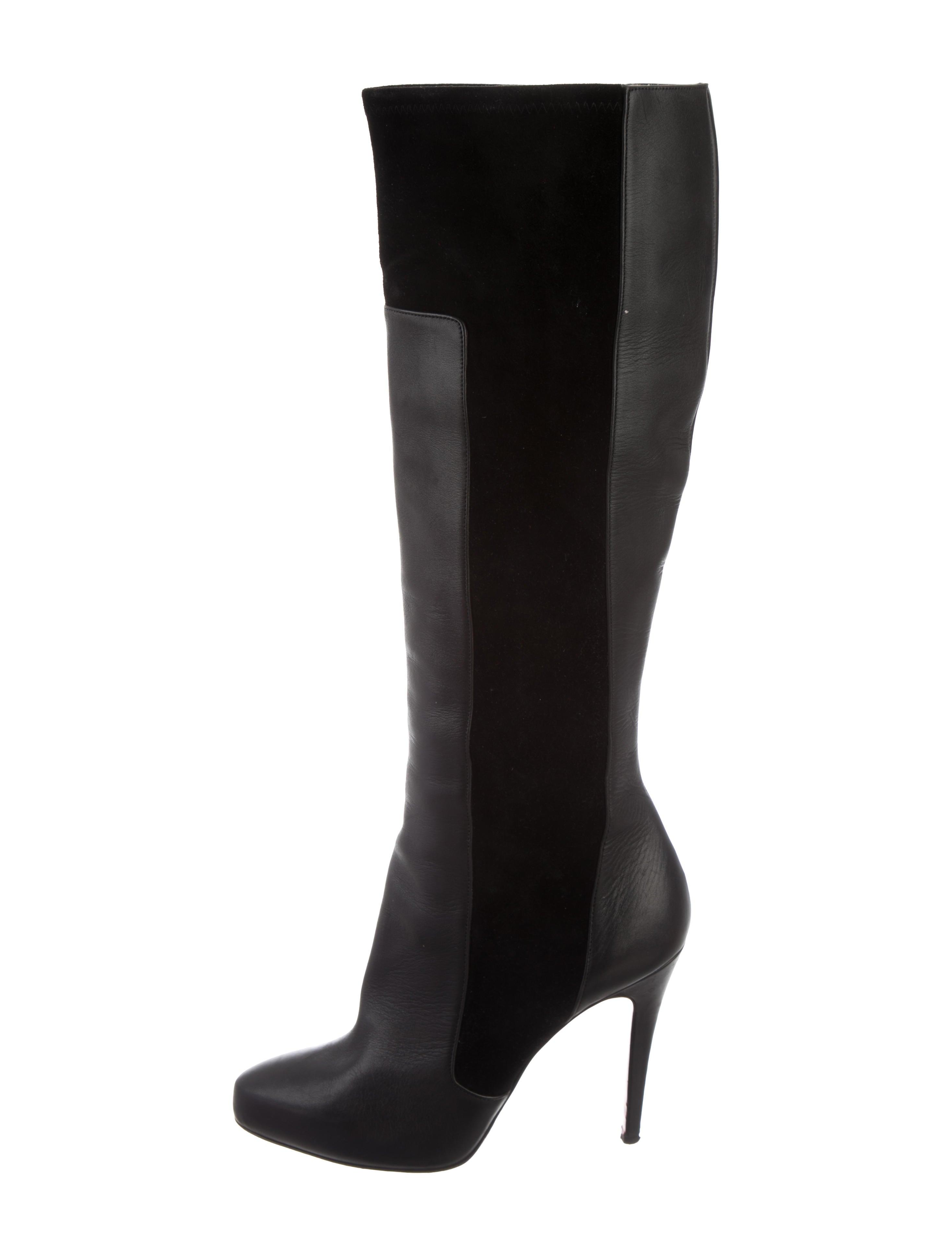 a34ceb4ad60 YSA Knee-High Boots