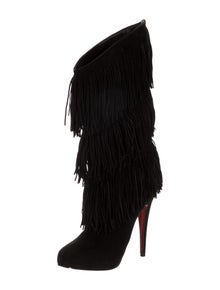 50d3f2137d9 Christian Louboutin Boots | The RealReal