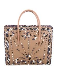 6083fa33cff Christian Louboutin Handbags   The RealReal