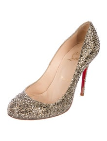 new products f7d25 a38bc Christian Louboutin   The RealReal