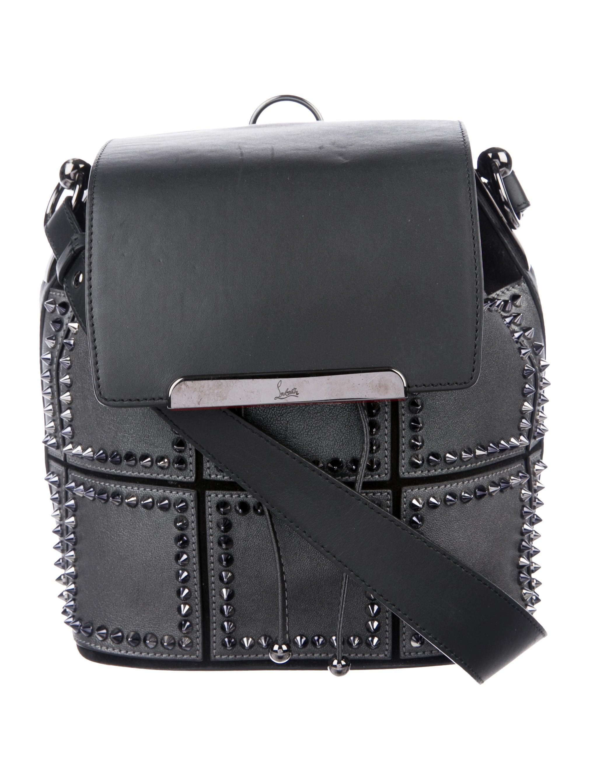 60c5cd1dd21 Lucky L Convertible Bucket Bag