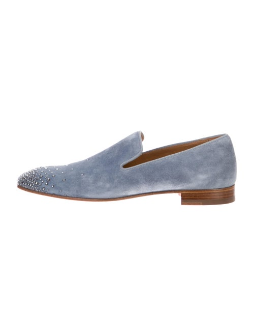 check out d8071 6f62a Christian Louboutin 2018 Dandelion Degra Flat Loafers w ...