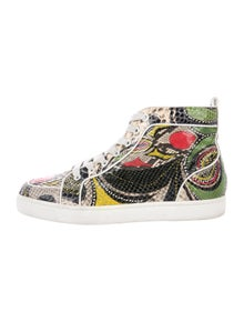 0ab24294d57 Christian Louboutin Sneakers | The RealReal