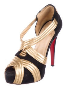 737a2755654 Christian Louboutin Shoes | The RealReal