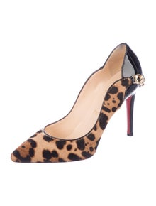 best cheap 90cdc e9310 Christian Louboutin Shoes   The RealReal