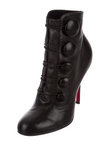 timeless design cc5f0 d9eb6 Christian Louboutin Boots | The RealReal