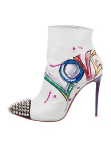 timeless design 075bd bb74c Christian Louboutin Boots | The RealReal