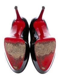 Patent Leather Platform Pumps image 5