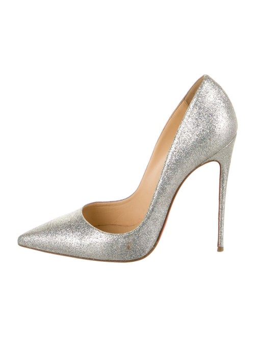 Christian Louboutin Pumps Silver