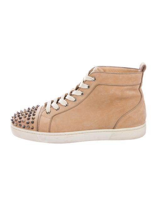 Christian Louboutin Nubuck Sneakers