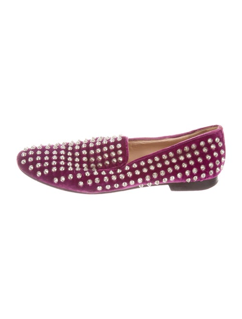 Christian Louboutin Rollerboy Studded Accents Loaf