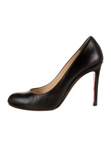 Christian Louboutin Leather Pumps